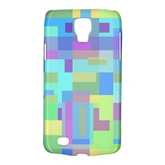 Pastel Geometrical Desing Galaxy S4 Active by Valentinaart