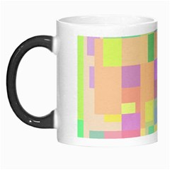 Pastel Colorful Design Morph Mugs by Valentinaart