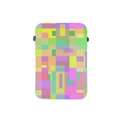 Pastel Colorful Design Apple Ipad Mini Protective Soft Cases by Valentinaart