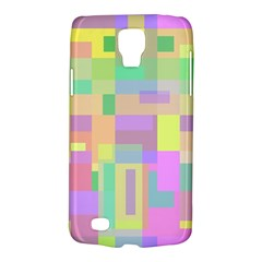 Pastel Colorful Design Galaxy S4 Active by Valentinaart
