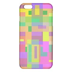 Pastel Colorful Design Iphone 6 Plus/6s Plus Tpu Case by Valentinaart