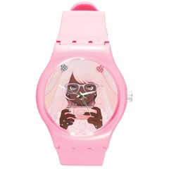 Gamergirl3 Plastic Sport Watch (medium)