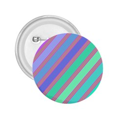 Pastel Colorful Lines 2 25  Buttons by Valentinaart