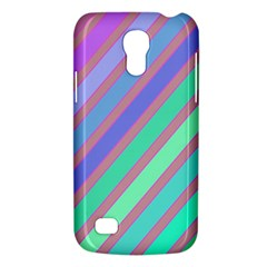 Pastel Colorful Lines Galaxy S4 Mini by Valentinaart