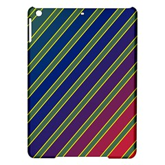 Decorative Lines Ipad Air Hardshell Cases by Valentinaart