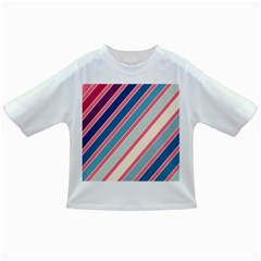 Colorful Lines Infant/toddler T Shirts