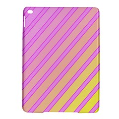 Pink And Yellow Elegant Design Ipad Air 2 Hardshell Cases by Valentinaart