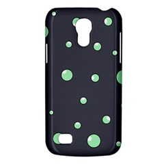 Green Bubbles Galaxy S4 Mini by Valentinaart