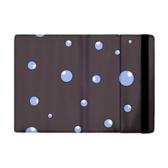 Blue Bubbles Ipad Mini 2 Flip Cases by Valentinaart