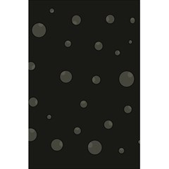 Gray Bubbles 5 5  X 8 5  Notebooks