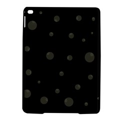 Gray Bubbles Ipad Air 2 Hardshell Cases by Valentinaart
