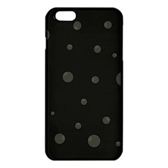 Gray Bubbles Iphone 6 Plus/6s Plus Tpu Case by Valentinaart