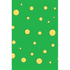 Yellow Bubbles 5 5  X 8 5  Notebooks