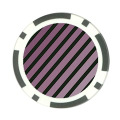 Elegant Lines Poker Chip Card Guards by Valentinaart