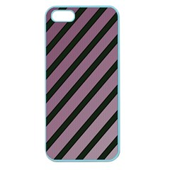Elegant Lines Apple Seamless Iphone 5 Case (color) by Valentinaart