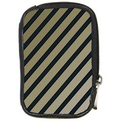 Decorative Elegant Lines Compact Camera Cases by Valentinaart