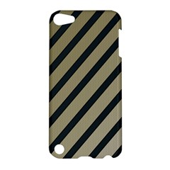 Decorative Elegant Lines Apple Ipod Touch 5 Hardshell Case by Valentinaart