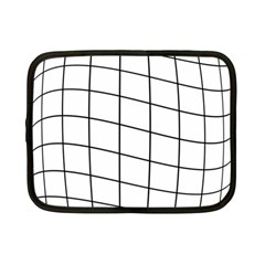 Simple Lines Netbook Case (small)