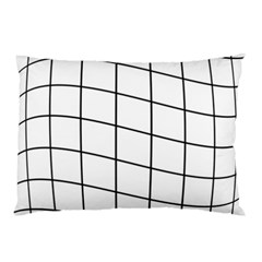 Simple Lines Pillow Case by Valentinaart