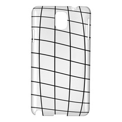 Simple Lines Samsung Galaxy Note 3 N9005 Hardshell Case