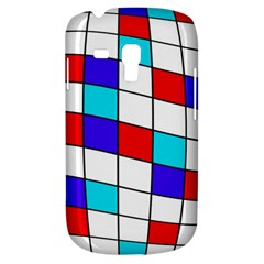 Colorful Cubes  Samsung Galaxy S3 Mini I8190 Hardshell Case by Valentinaart