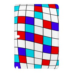 Colorful Cubes  Samsung Galaxy Tab Pro 12 2 Hardshell Case by Valentinaart