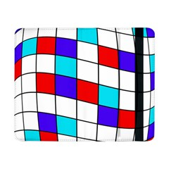 Colorful Cubes  Samsung Galaxy Tab Pro 8 4  Flip Case by Valentinaart