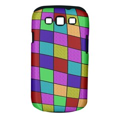 Colorful Cubes  Samsung Galaxy S Iii Classic Hardshell Case (pc+silicone) by Valentinaart