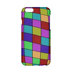 Colorful Cubes  Apple Iphone 6/6s Hardshell Case by Valentinaart
