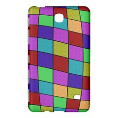 Colorful Cubes  Samsung Galaxy Tab 4 (8 ) Hardshell Case  by Valentinaart