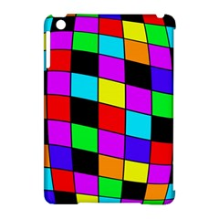 Colorful Cubes  Apple Ipad Mini Hardshell Case (compatible With Smart Cover) by Valentinaart