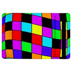 Colorful Cubes  Ipad Air 2 Flip by Valentinaart