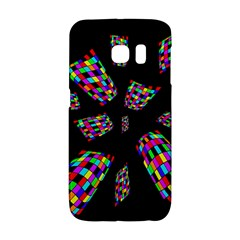 Colorful Abstraction Galaxy S6 Edge by Valentinaart