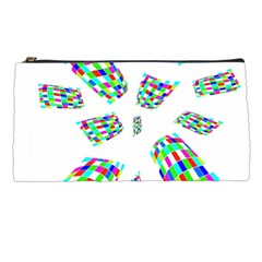 Colorful Abstraction Pencil Cases by Valentinaart