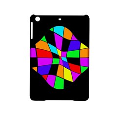 Abstract Colorful Flower Ipad Mini 2 Hardshell Cases by Valentinaart