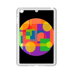 Colorful Circle  Ipad Mini 2 Enamel Coated Cases by Valentinaart