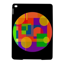 Colorful Circle  Ipad Air 2 Hardshell Cases by Valentinaart
