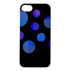Blue Circles  Apple Iphone 5s/ Se Hardshell Case