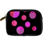 Pink abstraction Digital Camera Cases Front