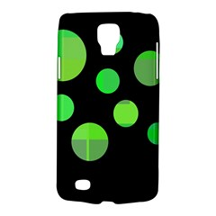 Green Circles Galaxy S4 Active by Valentinaart