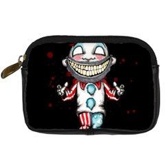 Super Secret Clown Business Ii  Digital Camera Cases by lvbart