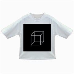 Simple Cube Infant/toddler T Shirts