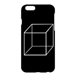 Simple Cube Apple Iphone 6 Plus/6s Plus Hardshell Case by Valentinaart