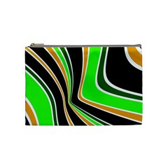 Colors Of 70 s Cosmetic Bag (medium)  by Valentinaart