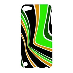 Colors Of 70 s Apple Ipod Touch 5 Hardshell Case by Valentinaart
