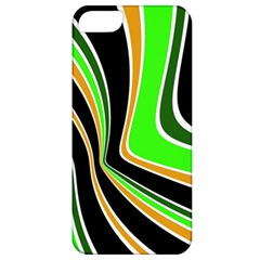 Colors Of 70 s Apple Iphone 5 Classic Hardshell Case by Valentinaart