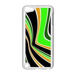 Colors Of 70 s Apple Ipod Touch 5 Case (white) by Valentinaart