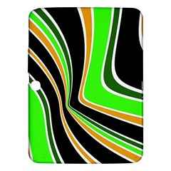 Colors Of 70 s Samsung Galaxy Tab 3 (10 1 ) P5200 Hardshell Case  by Valentinaart