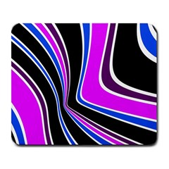 Colors Of 70 s Large Mousepads by Valentinaart