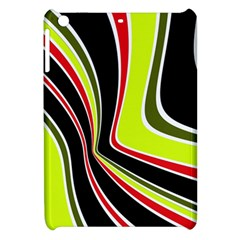Colors Of 70 s Apple Ipad Mini Hardshell Case by Valentinaart